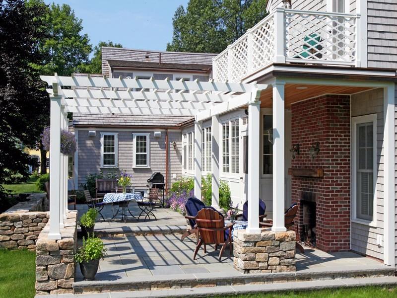 一楼阳台装修,不如打造私人花园