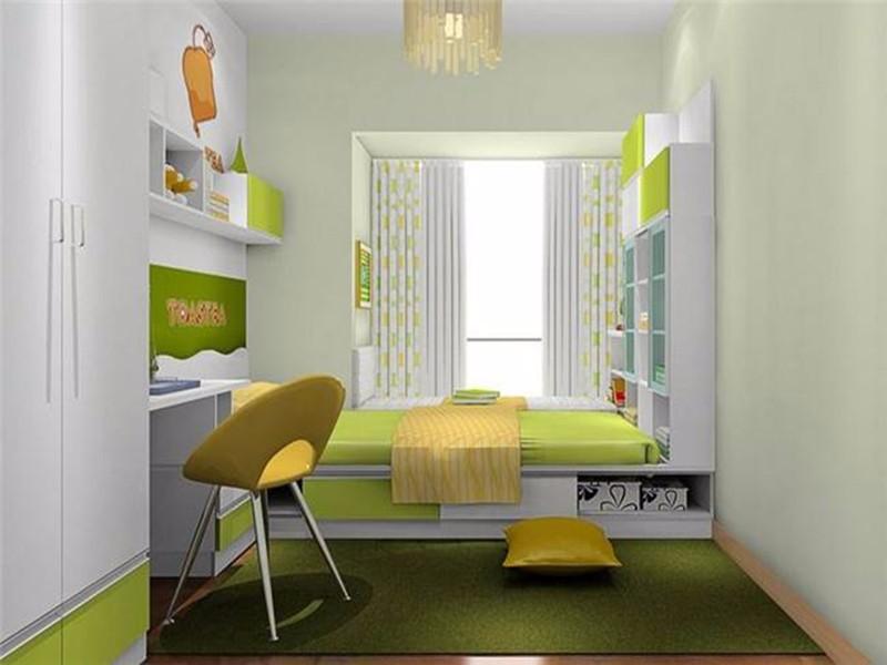 臥室裝修榻榻米,小戶型臥室的超級助手