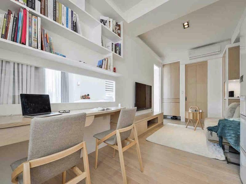 一室一厅怎样装修比较省钱