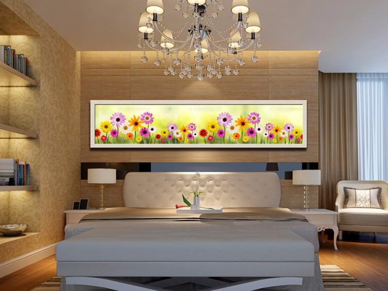 卧室床头画,让你的卧室更加精美