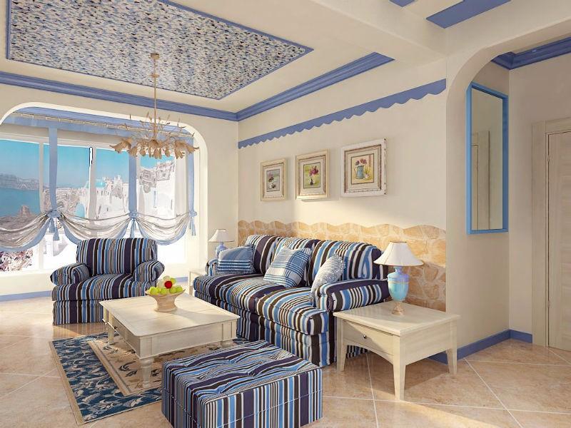 地中海风格的设计技巧
