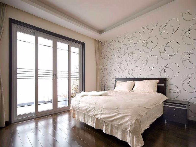卧室床头背景墙装饰有哪些?