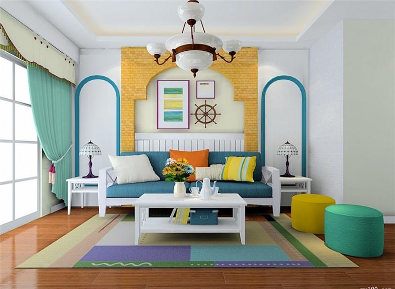 客厅沙发墙使用什么画来装饰比较好呢