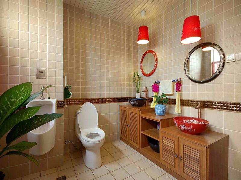 卫生间瓷砖挑选注意事项,让你的卫生间兼具实用与美观