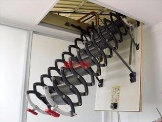阁楼升降梯安装事前准备以及注意事项