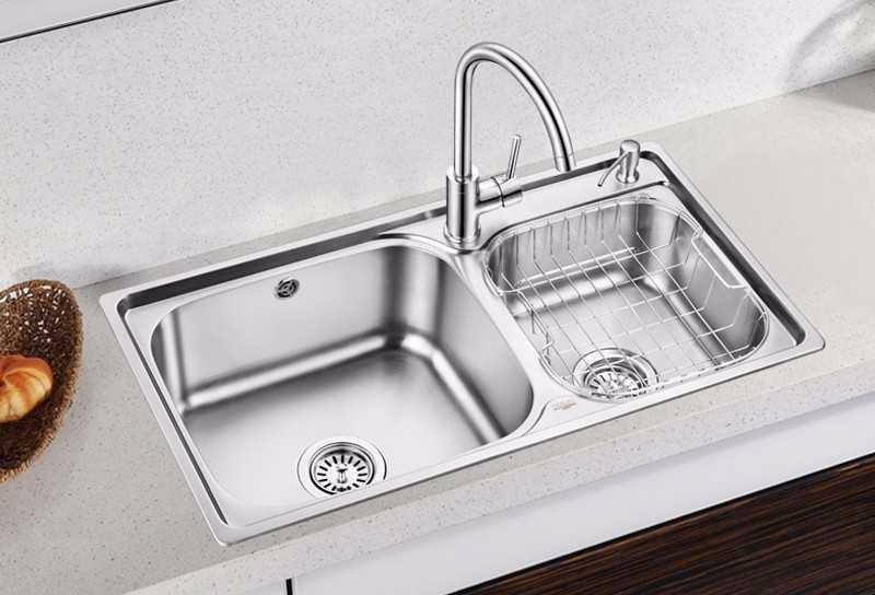 厨房水槽选双槽还是单槽好,别耽误做饭