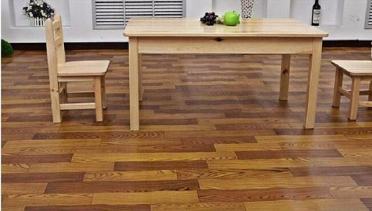地面装饰材料的变革,你家还在用木地板或者瓷砖?