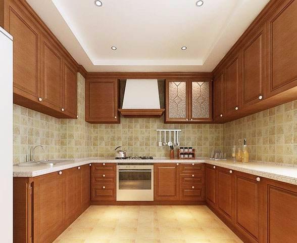 厨房吊顶,选好材料才能打造完美厨房
