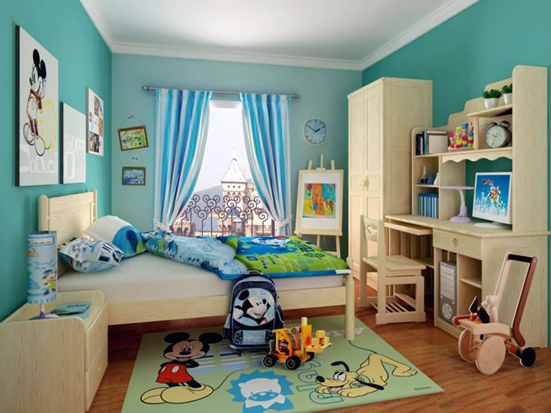 兒童家具品牌排行,為孩子營造一個舒適健康的生活環境