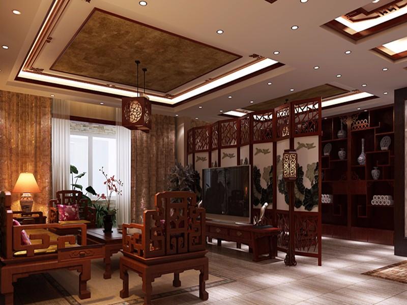 屏风隔断墙,让你的居室更加精致美观