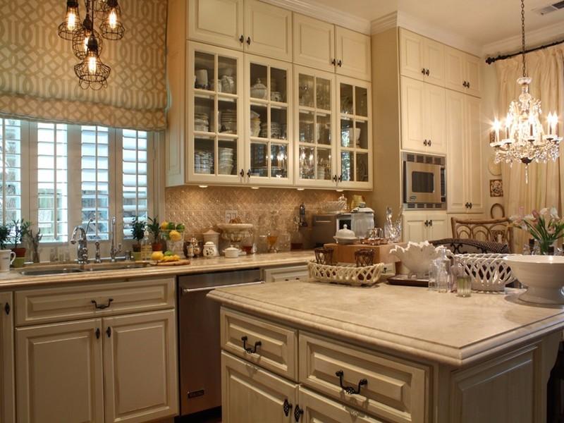 厨房灯具选购要点,让你的厨房更加明亮宽敞