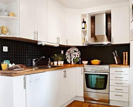 北欧风格厨房5大空间装修注意事项