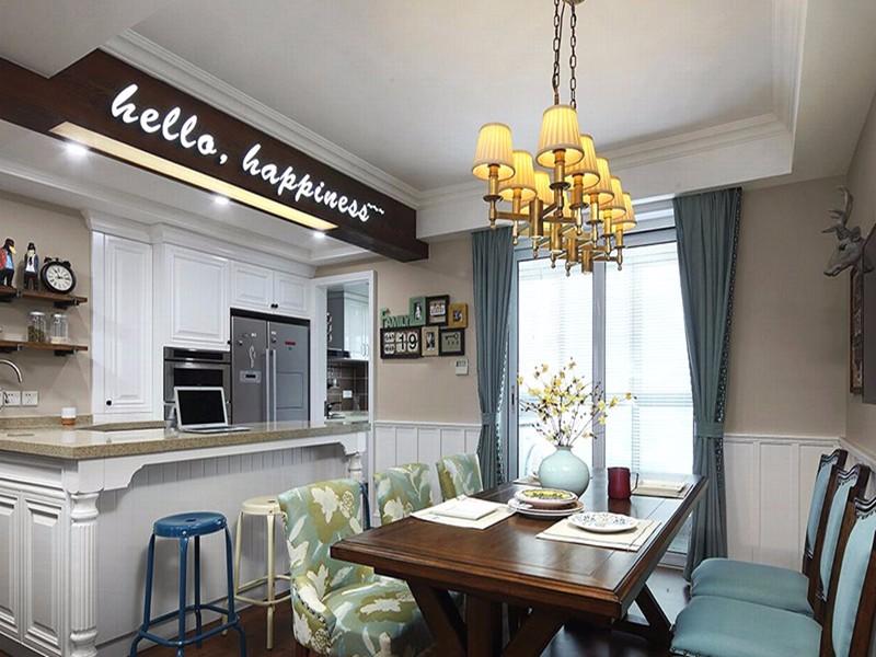 家庭餐厅布局样式,让你的住宅更加温馨浪漫
