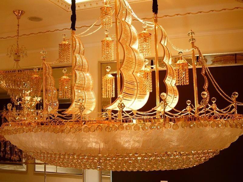 客厅灯具选购要点,让你的客厅更加舒适美观