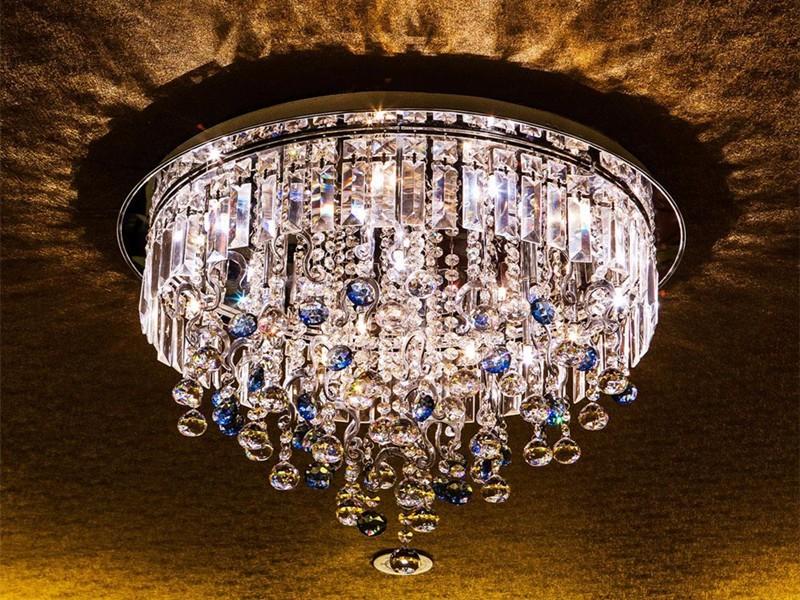 水晶吊灯品牌排行,惊艳时光的美都在你家里