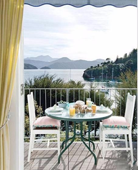 8款休闲阳台设计,为家建个后花园