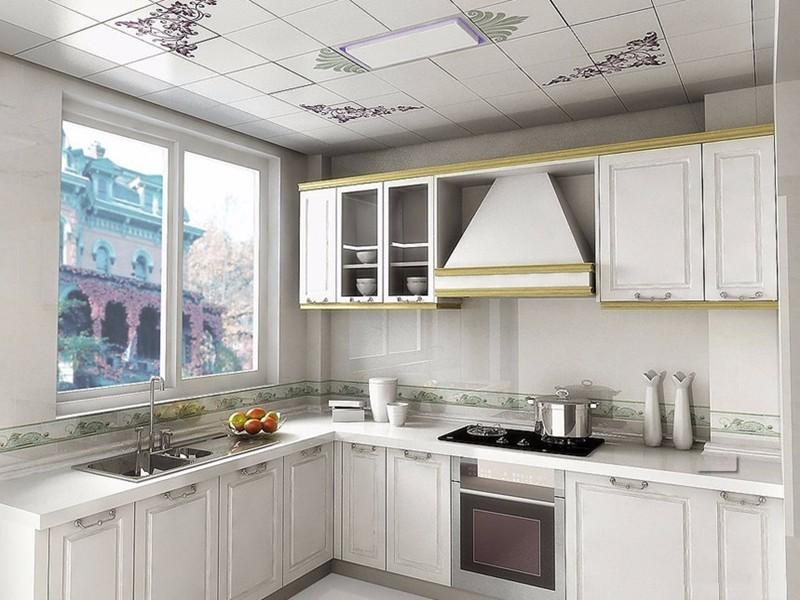 厨房吊顶清洁方法,让你的厨房变得更加干净整洁