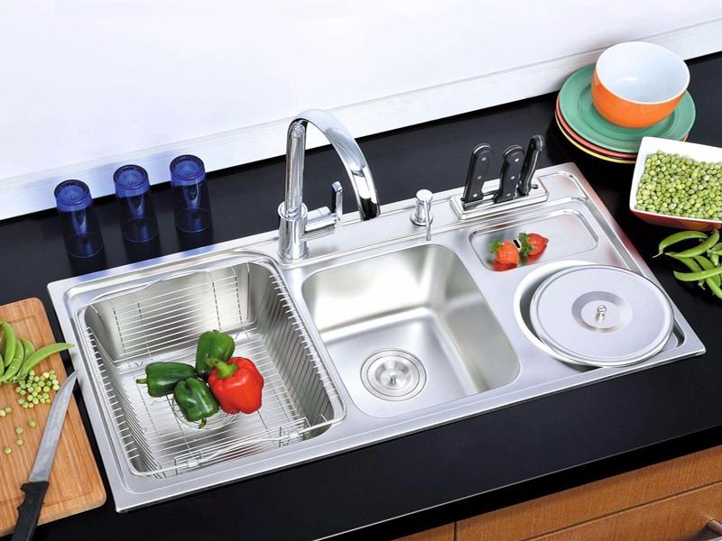 细节致命:厨房水槽装修注意事项