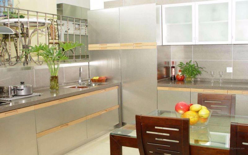 厨房橱柜,选对材料才能放心家装