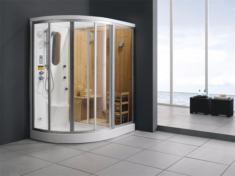 蒸汽淋浴房,给你最完美的洗浴时光
