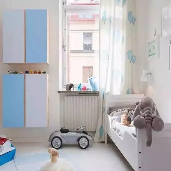 儿童房设计攻略,做父母的不能不知道!