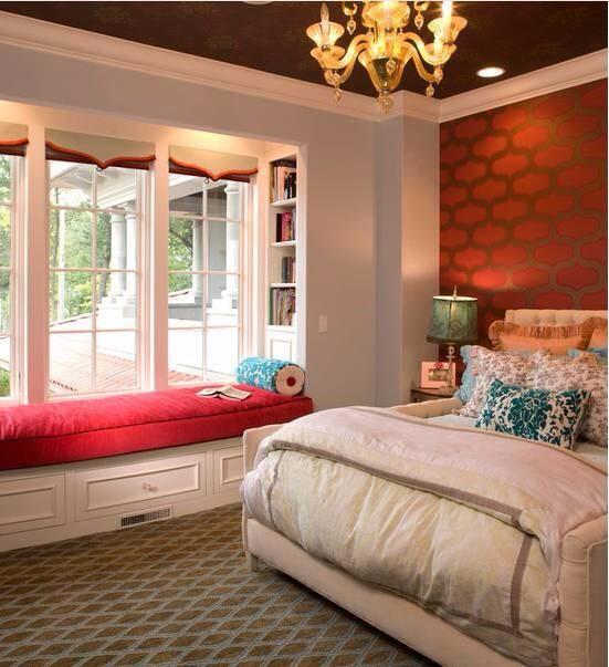 飘窗,阳光和家装完美结合的区域