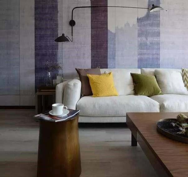 118平米现代简约风,打造独特质感的家