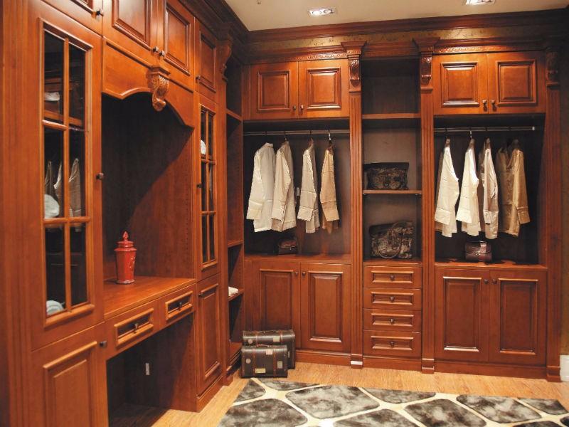 衣柜材质哪种好?带您深入了解衣柜内在