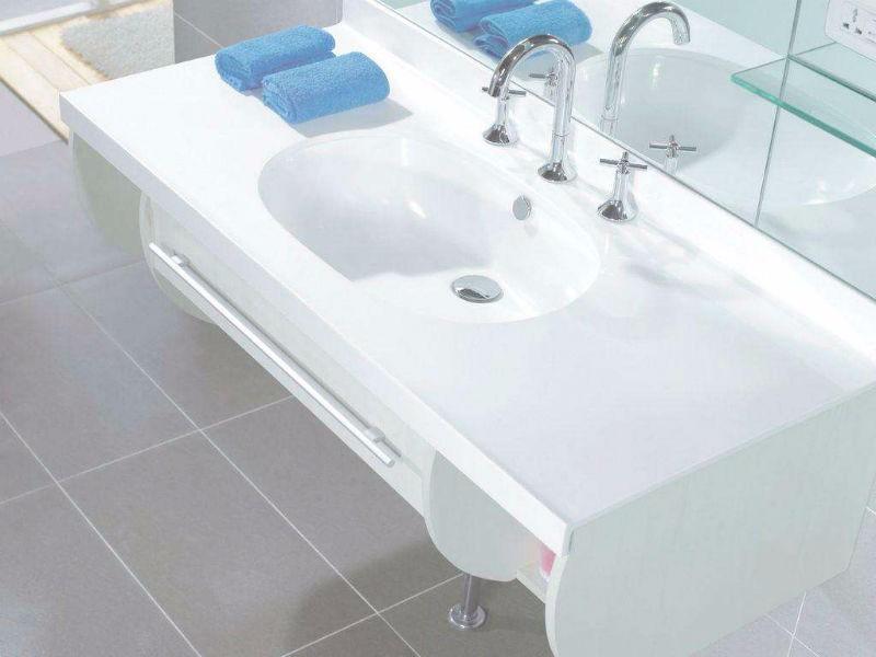 浴室面盆怎样安装?