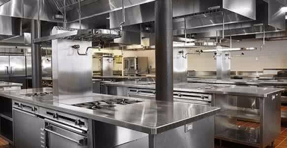 饭店厨房设计要点,省心省力的装修攻略