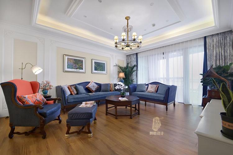 273平米美式住宅,在最美的时光邂逅繁华!