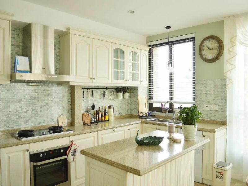厨房地面装修,选材要充分考虑防潮功能