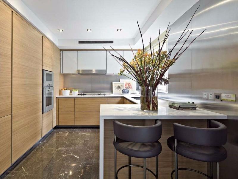 谁说6㎡的小厨房不能高大上呢?这几张图实力打脸!