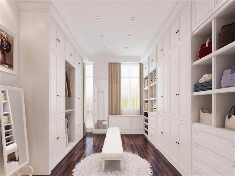 衣帽间和衣柜的差别,带你正确认识自己的家
