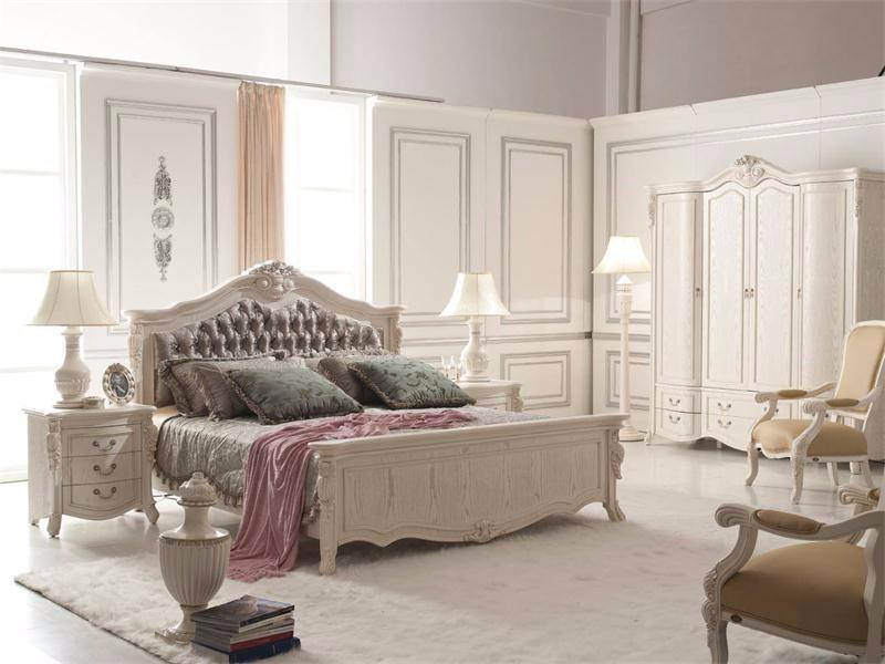 欧式实木家具,打造一个属于你的家庭宫殿