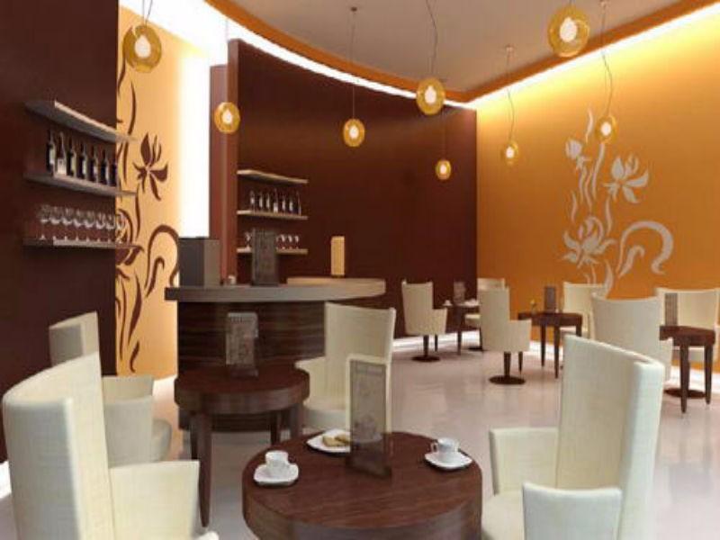 欧式咖啡厅设计说明
