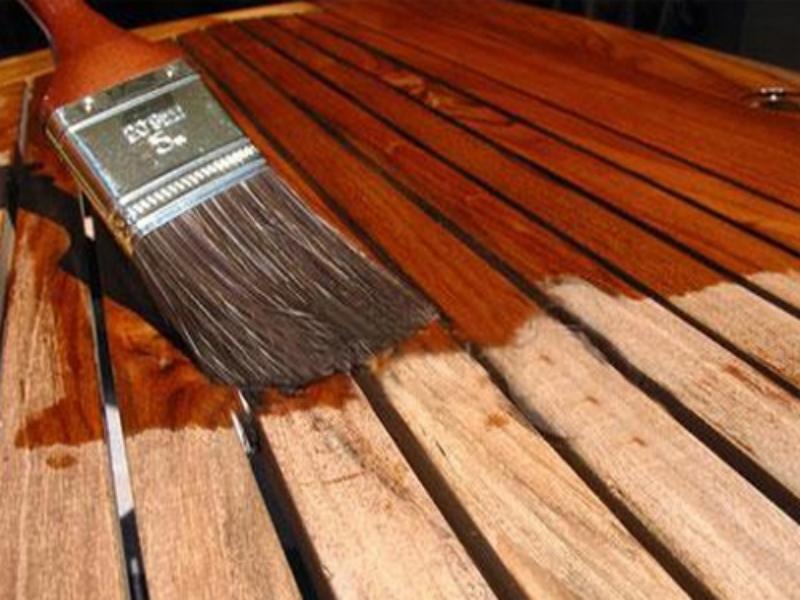泥木阶段清油涂刷施工工艺