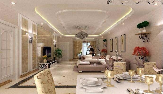 吊顶灯带怎么装,自己动手打造美丽家园