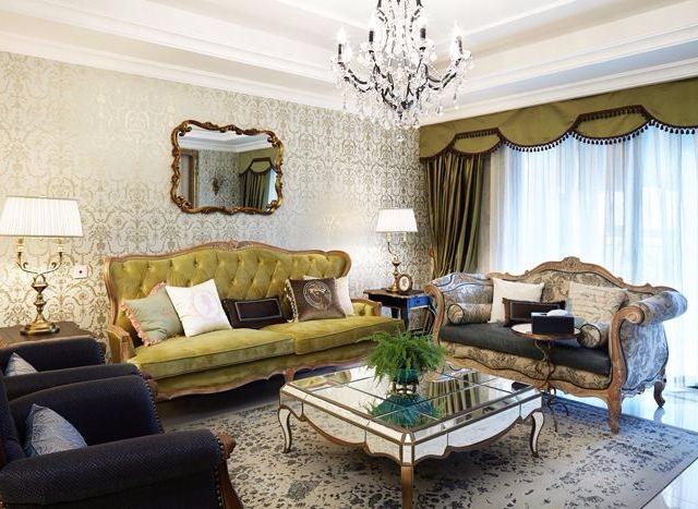 室内软装之欧式客厅挂画选择要求、风水和摆放禁忌