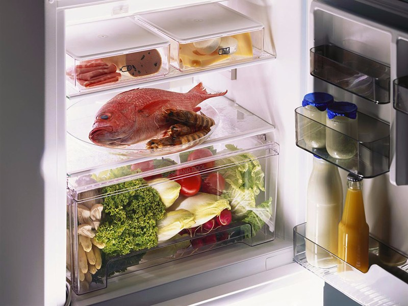 有冰箱食物还放坏了?千万别走进误区!