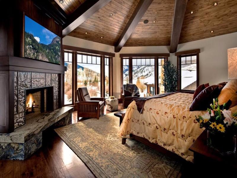 美式乡村风格卧室装修特点,你了解吗?