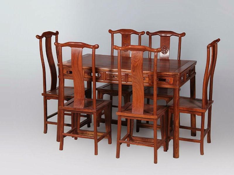 古典美的代名词,说的就是花梨木家具