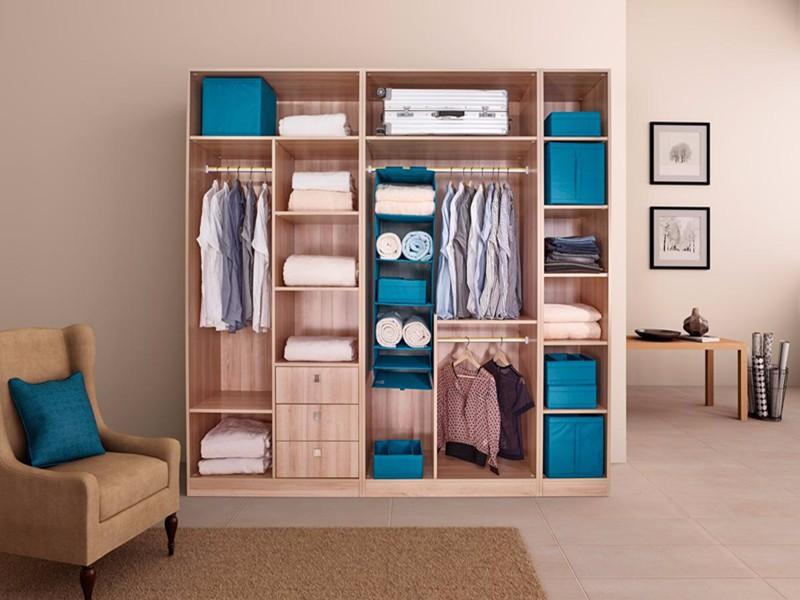 衣柜内部尺寸,为你的日常收纳带来便利