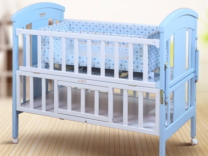 小硕士品牌婴儿床的优点