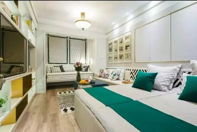 家装设计,如何让家里的空间变大?