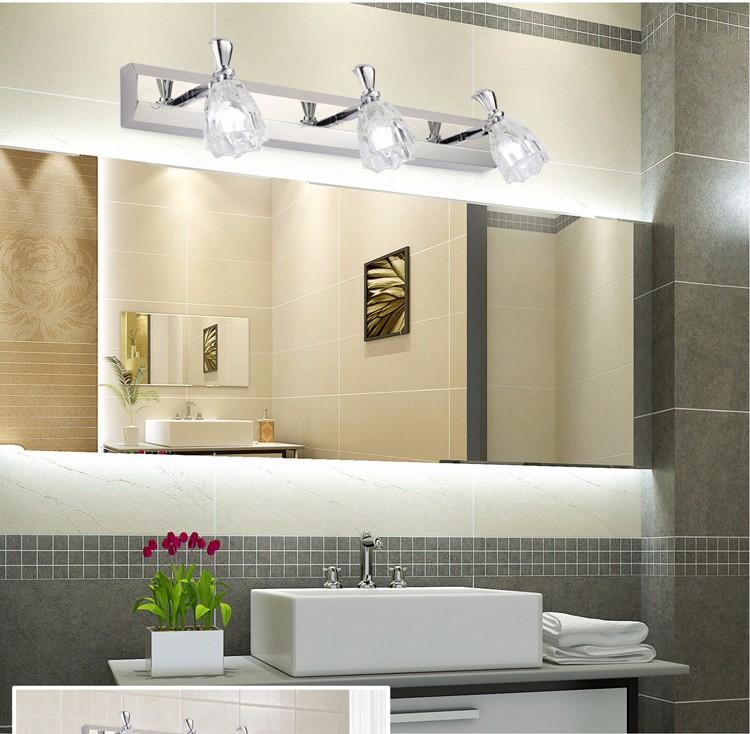 靠谱分析,如何选购浴室镜前灯