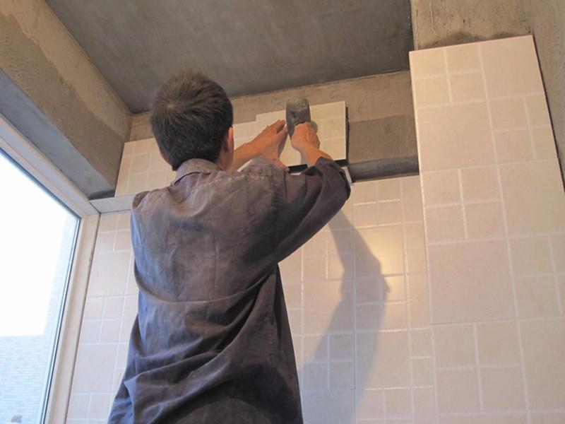 室内装修瓷砖铺贴,老师傅的6条必学经验