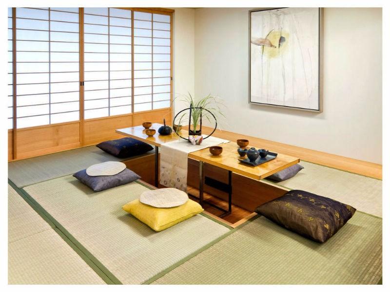 臥室榻榻米裝修效果圖,活出生活的情調!