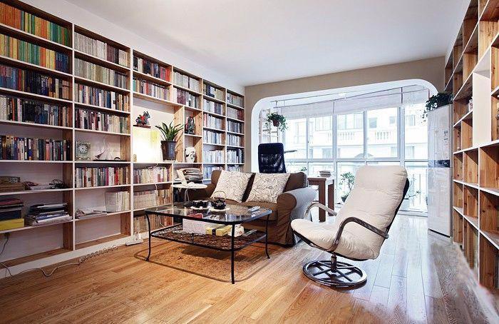 书房装修禁忌,小空间也有大讲究