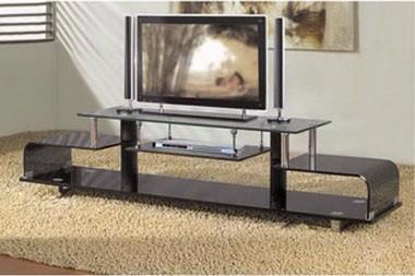 玻璃电视柜,省钱省心让客厅更好看